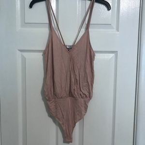 NWOT TOBI bodysuit (size small)